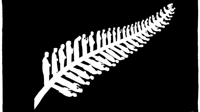 Cartoon de homenagem às vítimas de Christchurch torna-se viral
