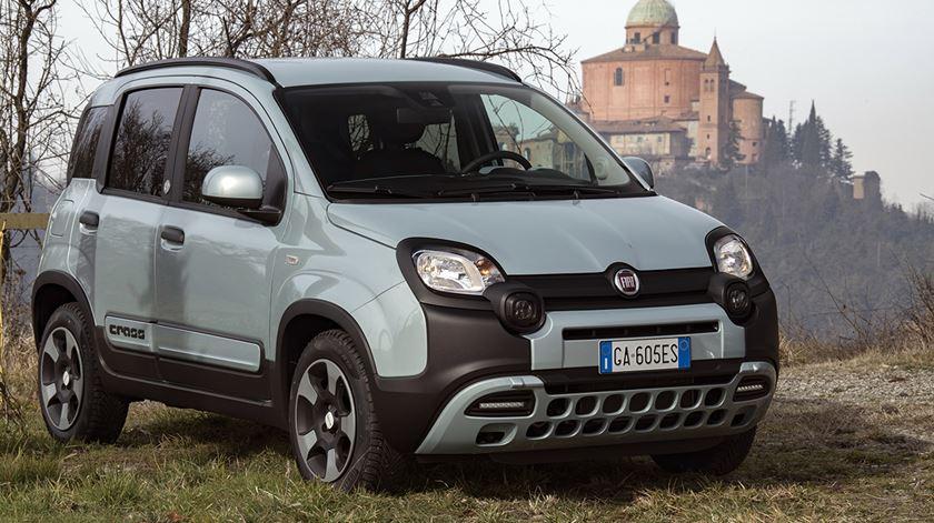 Fiat Panda Hybrid Foto: Fiat