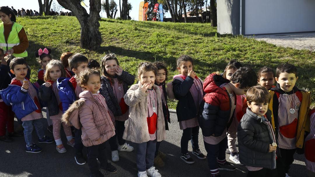 Várias escolas aproveitam o Dia Mundial da Rádio para um dia de aulas diferente. Foto: Inês Rocha/RR