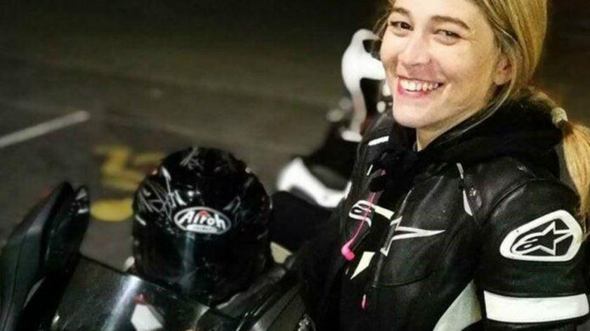 Motociclista Filipa Gomes morreu após acidente no autódromo do Estoril