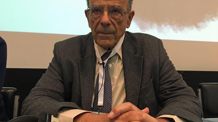 Filipe Duarte Santos. Foto: Olímpia Mairos