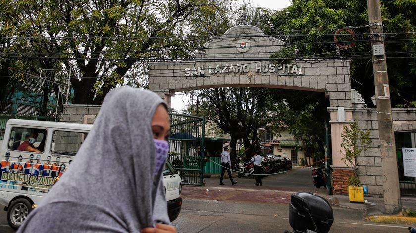Filipinas regista morte por coronavírus, a primeira vítima fora da China
