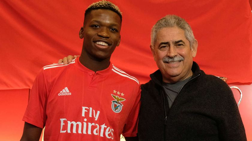 Florentino volta, vários descansam no Benfica