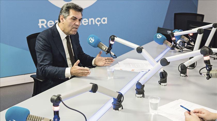 """""""Temos que evitar a todo o custo o fraccionamento das terras. Não deve haver terras de ninguém em Portugal"""""""