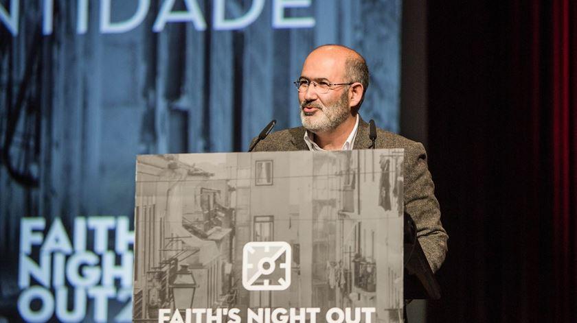D. José Tolentino Mendonça no Faith