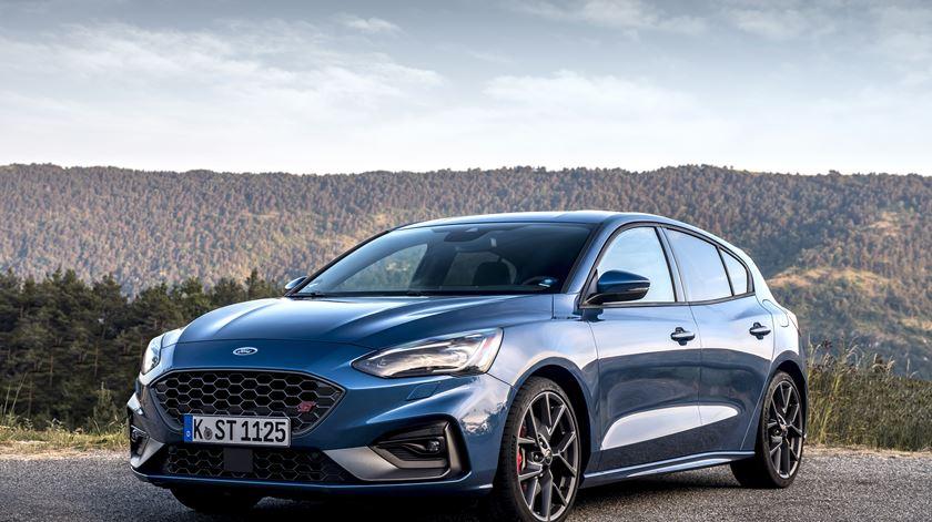 Ford Focus ST - Potente e discreto