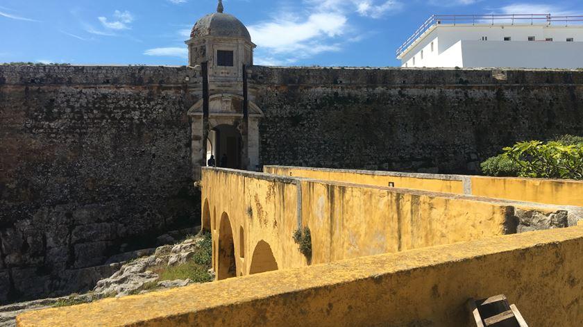"Fortaleza de Peniche: ""Ali estão presos homens bons"""