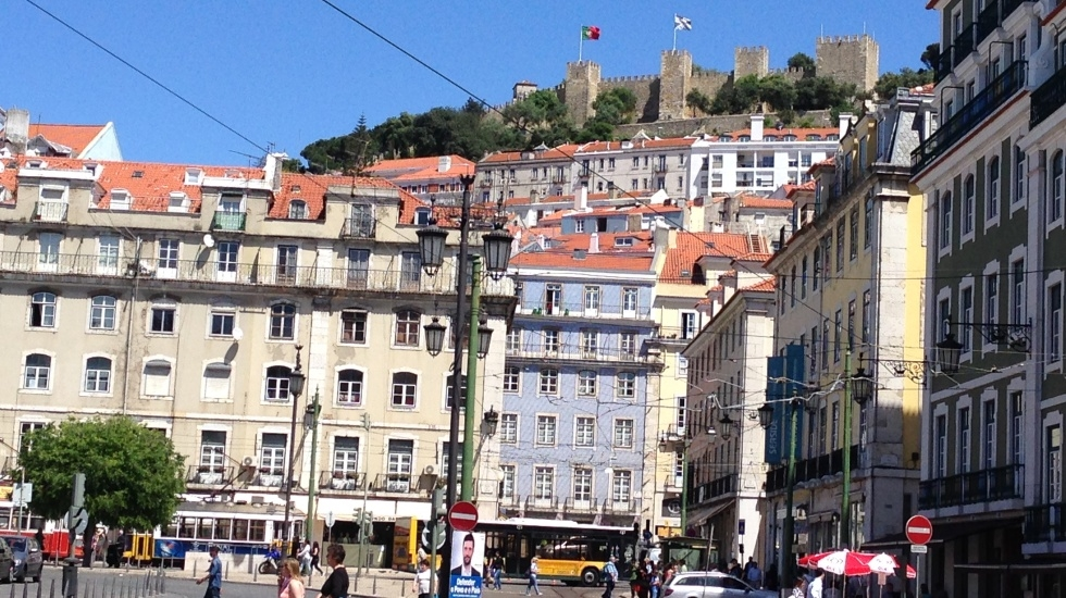 Autocarros turísticos proibidos de circular no coração de Lisboa
