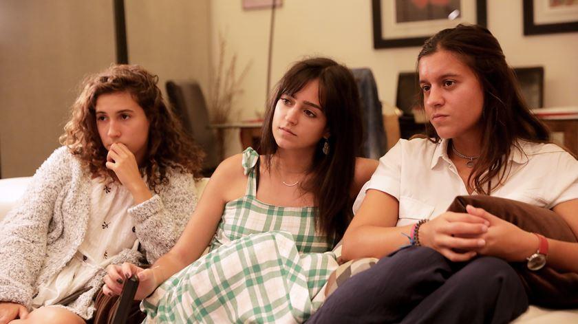 Aos 20 anos, Leonor tomou a luta contra a abstenção em mãos. A Renascença foi com ela às urnas