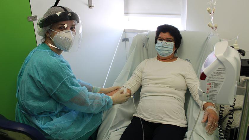 Associações dizem que doentes não Covid estão a sofrer por causa da Covid. Foto: Liliana Carona/RR