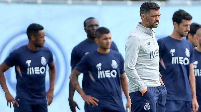 FC Porto. Titulares de Vila do Conde ficam-se pelo ginásio