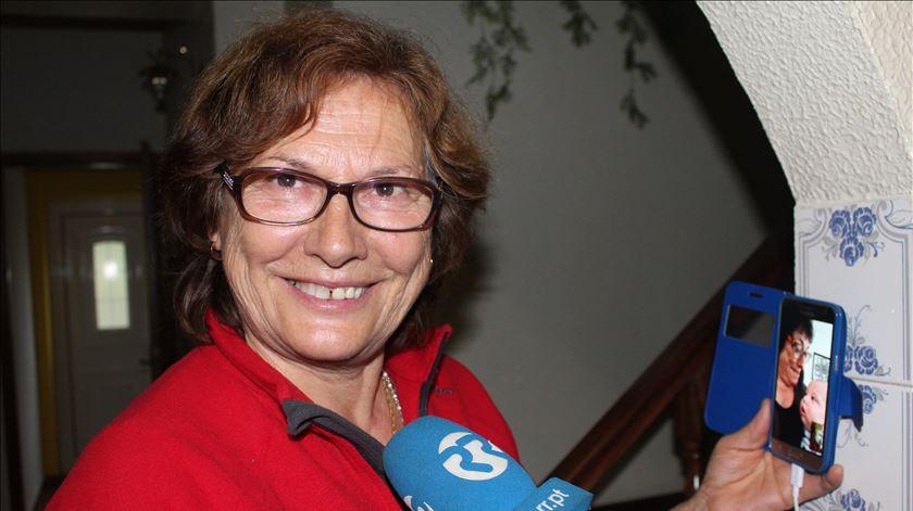 Reportagem de Liliana Carona em Parada de Gonta