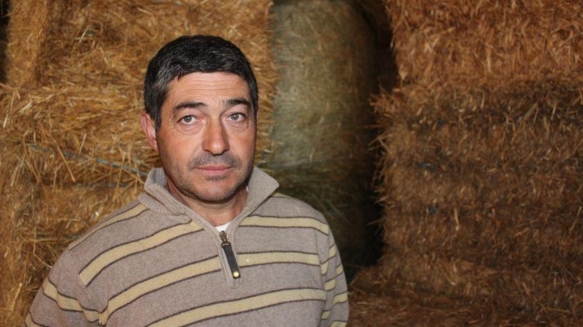 João Lameiras sonha reconstruir a sua queijaria até ao final do ano