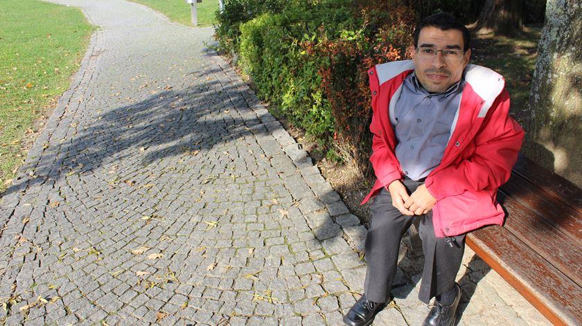 Ricardo tentou criar calçado para pessoas com nanismo