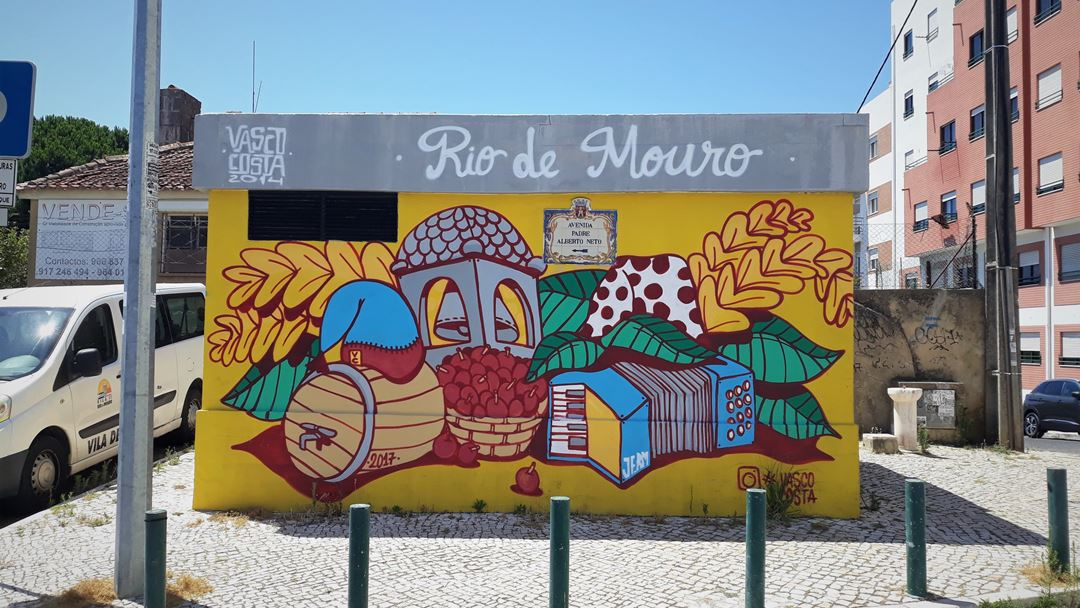 Entre Lisboa e Sintra, Rio de Mouro é a casa de 50 mil pessoas. Foto: Manuela Pires/RR