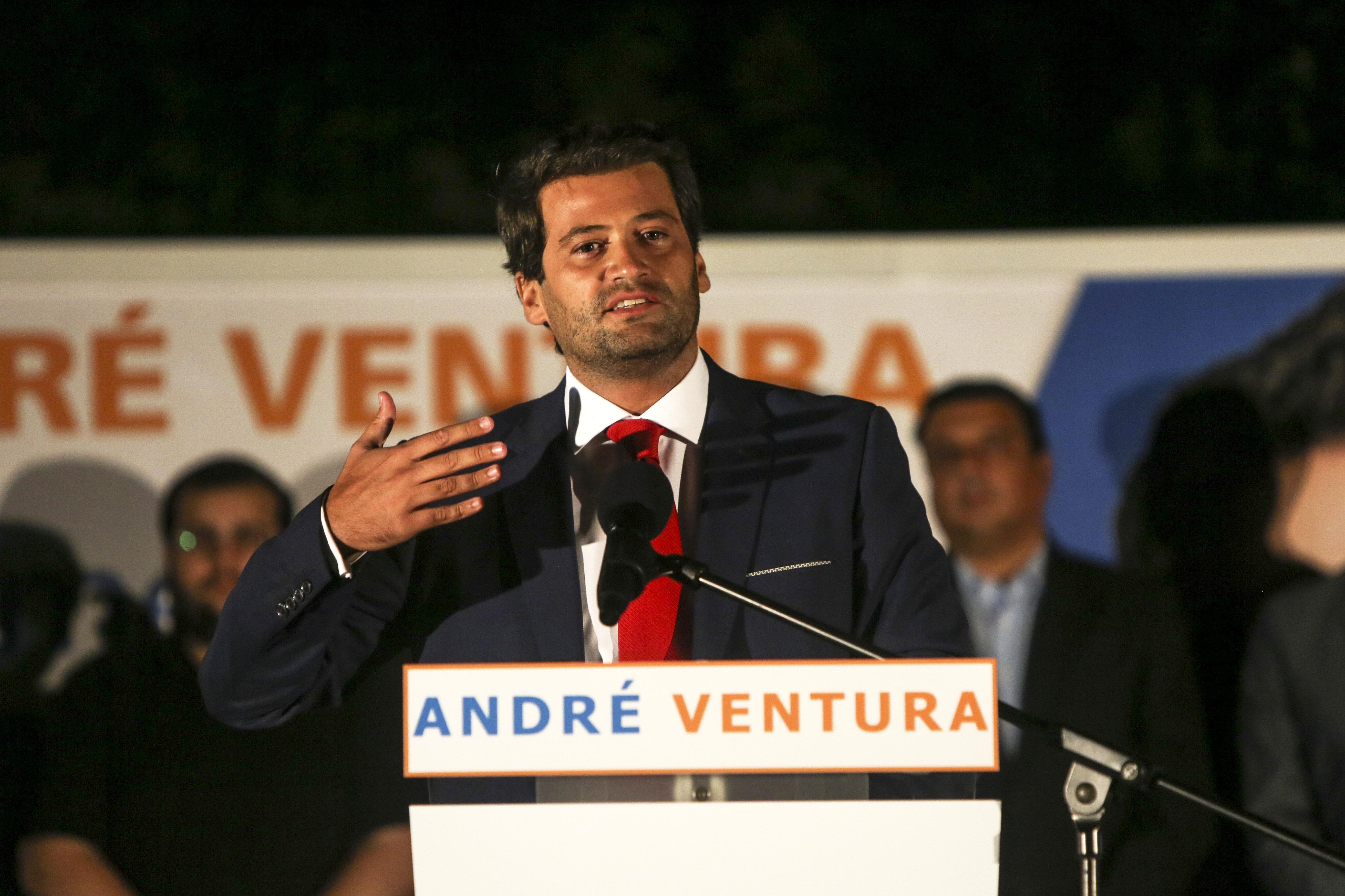Caso André Ventura: candidato defende-se