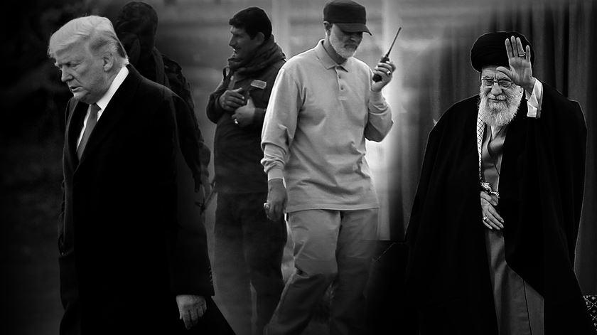 Da morte de Soleimani aos bombardeamentos no Iraque. A escalada de tensões e a ameaça de uma nova guerra