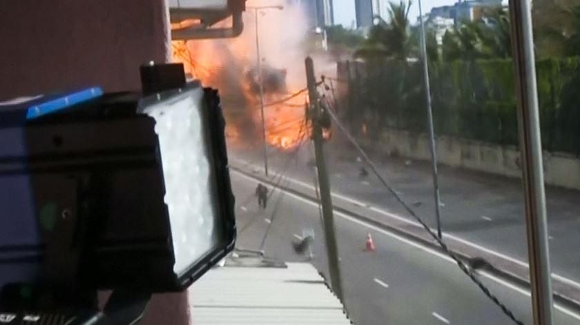 Nova explosão no Sri Lanka