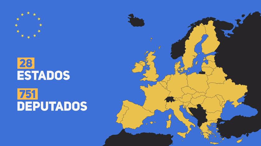 """O que é um """"spitzenkandidat""""? O essencial das europeias em 2 minutos"""