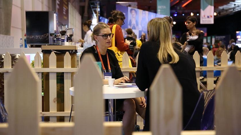 Web Summit valoriza mulheres para acabar com o domínio masculino na tecnologia