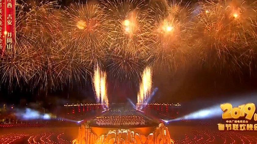 Chegou o Ano Novo Chinês. Chineses celebram o ano do porco