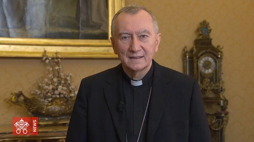Chefe da diplomacia do Vaticano destaca a importância do acordo com a China