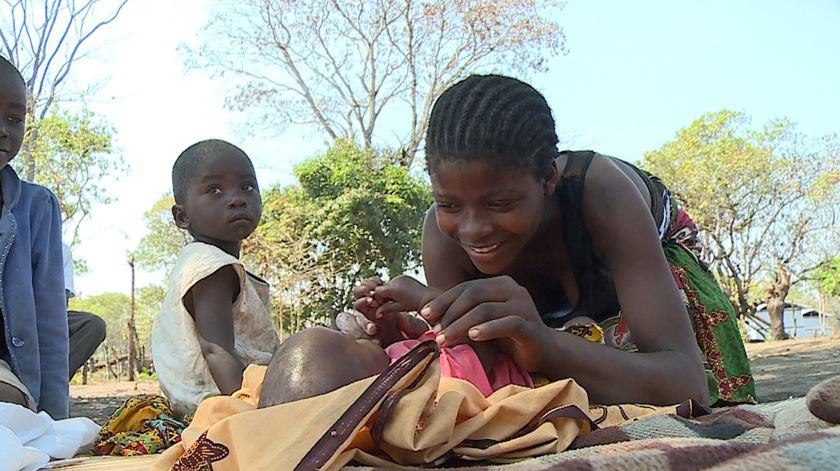 """""""Recuperar vidas, restaurar a Esperança"""". Filme da Cáritas mostra Moçambique depois do ciclone Idai"""