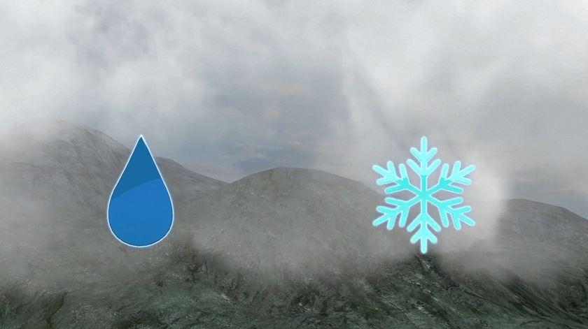 China prepara sistema de chuva artificial em grande escala