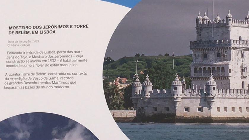 Património português em exposição na Rússia