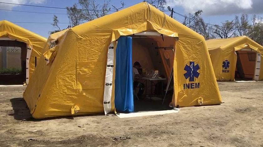 Arranca a vacinação contra a cólera em Moçambique. INEM está no terreno para ajudar