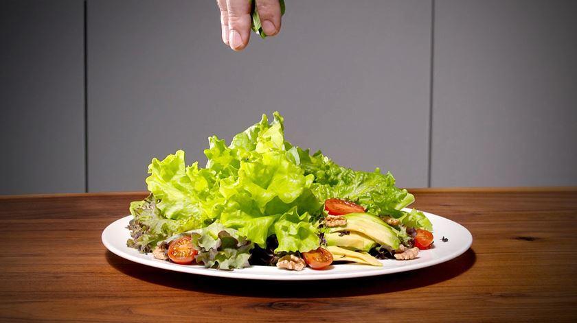 Esqueça a forma como come. O futuro chegou