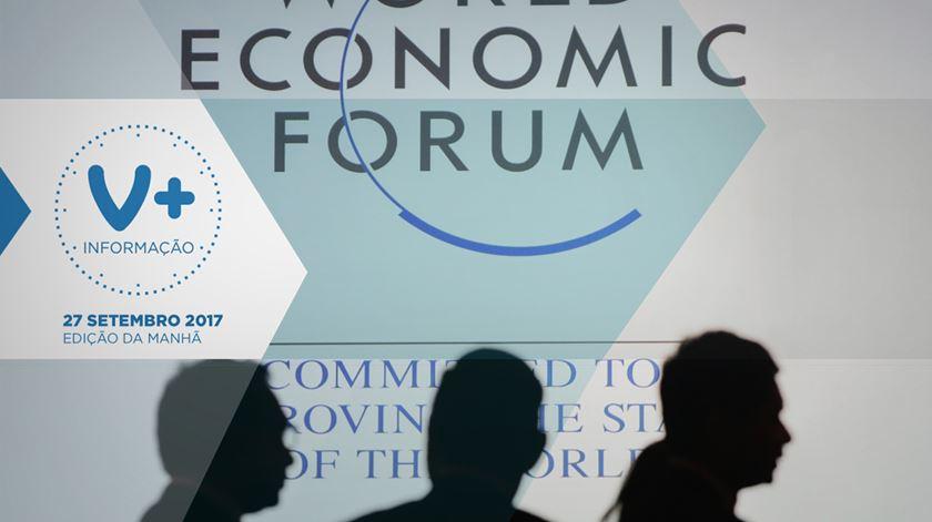 Portugal sobe no ranking mundial da competitividade