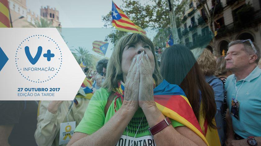 Agora é a sério: Catalunha declara independência