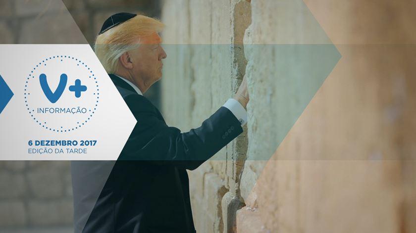 Trump prepara-se para reacender a tensão no Médio Oriente