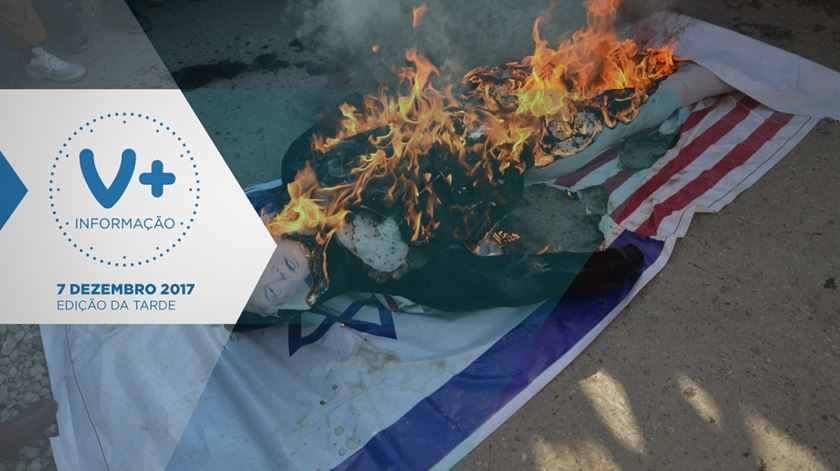 Dezenas de feridos em confrontos na Cisjordânia e Faixa de Gaza