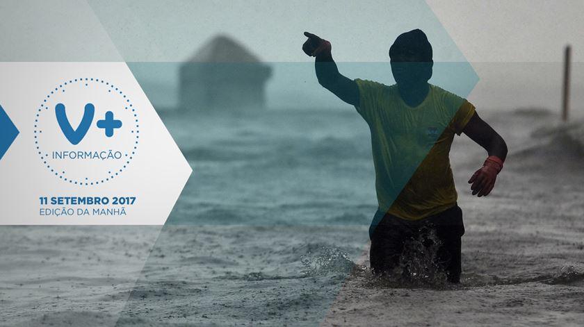 Governo retira mais de 50 portugueses das Caraíbas