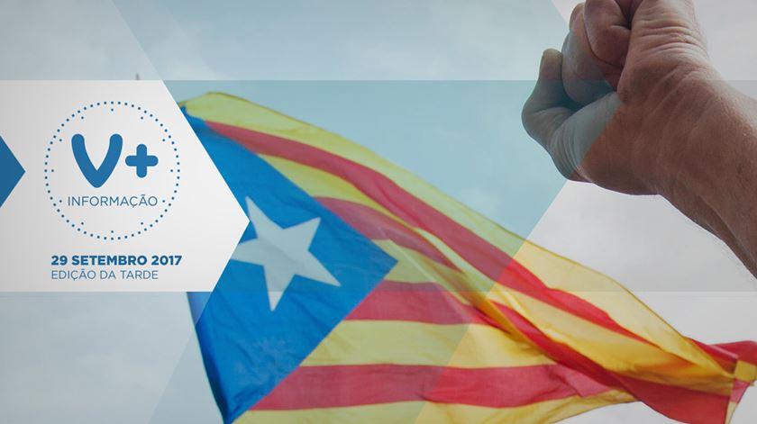 A dois dias do referendo, Madrid e Barcelona não recuam