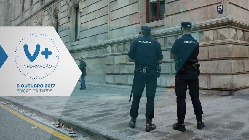 Catalunha. Supremo Tribunal reforça segurança