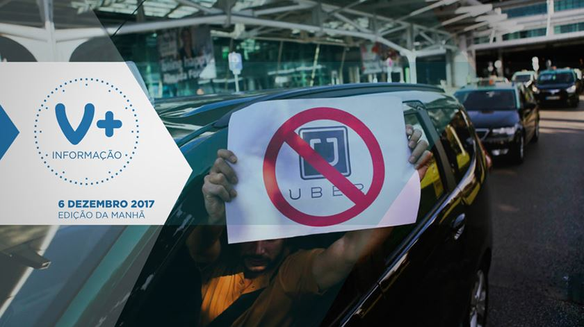 Actividade da Uber declarada ilegal