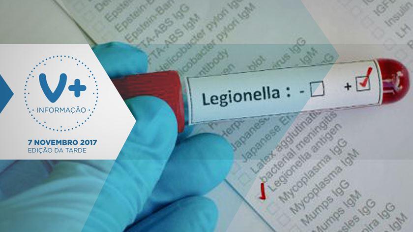 Legionella. Número de infectados continua a subir