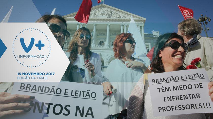 Cedências (mas não para já) em dia de greve