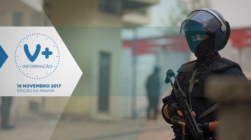 Operação policial em Lisboa com mais de 50 detidos