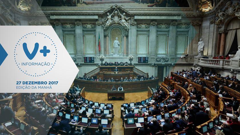Parlamento. Alterações ao financiamento dos partidos discutidas em segredo