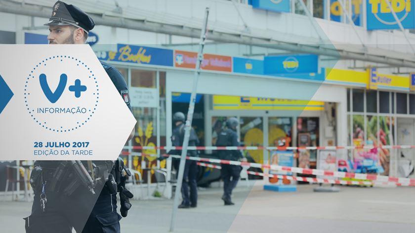 Ataque em supermercado na Alemanha