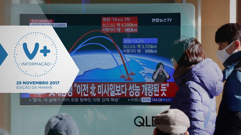 O novo míssil norte-coreano e a resposta de Trump