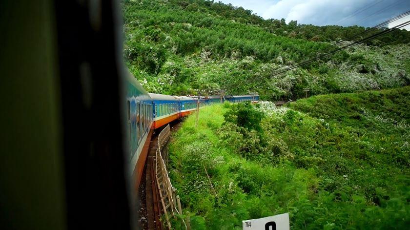Um amor na Rússia e uma aventura na China. Histórias da viagem de comboio mais longa do mundo