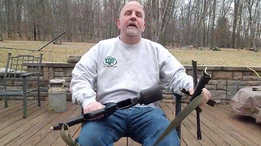 #Oneless. O movimento que quer levar os americanos a destruir armas