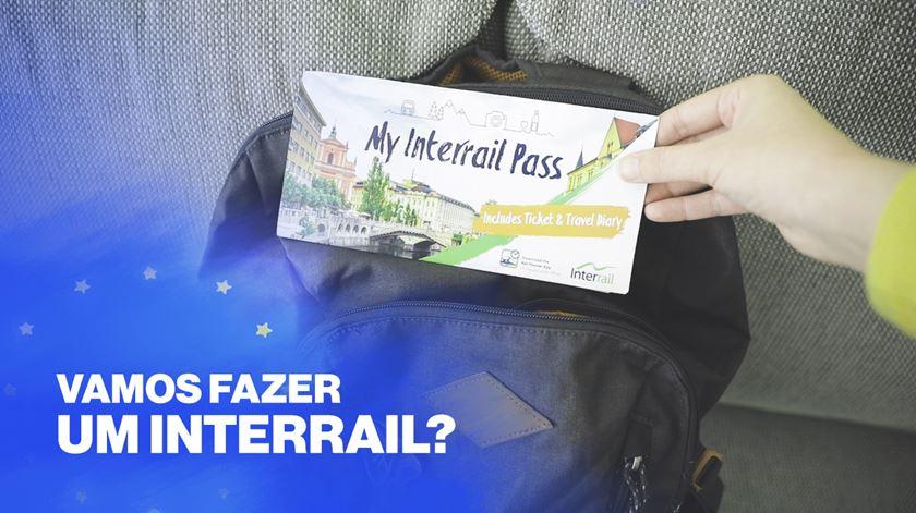 """De malas feitas para um interrail. Viagem """"Entre Europas"""" em véspera de eleições"""