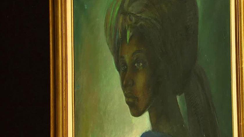 Este retrato esteve perdido mais de 40 anos