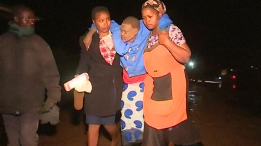 Rutura de barragem no Quénia faz mais de 30 mortos